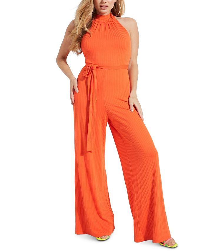 GUESS - Alondra Belted Jumpsuit