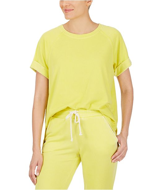 Adyson Parker Short-Sleeve Sweatshirt