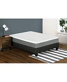 "Primo Leila 12"" Gel Memory Foam Firm Mattress - King"