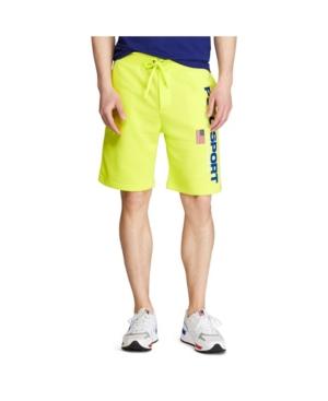 """Polo Ralph Lauren Men's Polo 8"""" Sport Fleece Short"""
