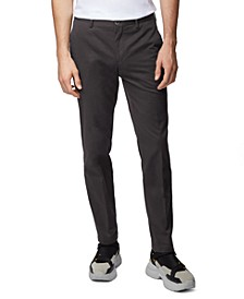 BOSS Men's Stanino Black Pants