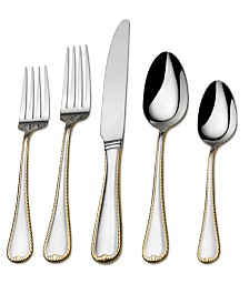 Cameo Gold 65 Pc Set, Service for 12