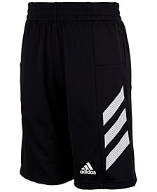 Big Boys Y New Pro Sport 3-Stripes Shorts