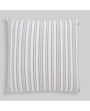 Hedaya Home Paolo Matelasse Stripe Throw Pillow