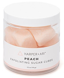 Peach Exfoliating Sugar Cubes, 5.3-oz.