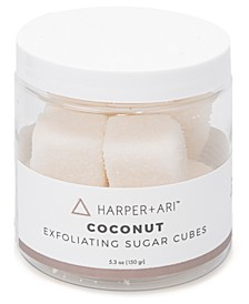 Coconut Exfoliating Sugar Cubes, 5.3-oz.