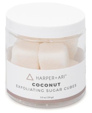 Harper + Ari Coconut Exfoliating Sugar Cubes