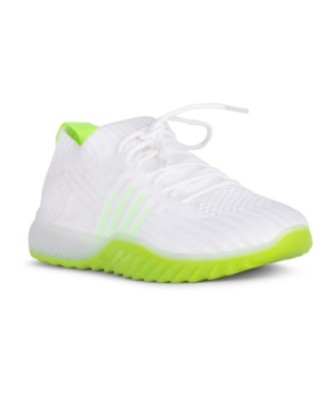 Positive Lace Up Sneaker with Contrast Upper Women's Shoes