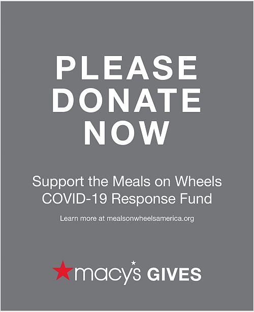 Charity Meals on Wheels COVID-19 Response Fund $1 Donation