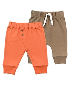Baby Boy 2-Pack Pants