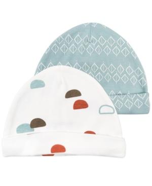 Mac & Moon Baby Boy 2-Pack Caps