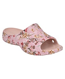Women's Travel Slide Sandal