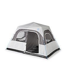 Padrio Foot 8 Person Quick Set Tent with 2 Room Configuration