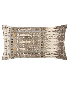"""Abstract Decorative Pillow Cover, 26"""" x 14"""""""