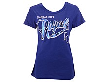 Women's Kansas City Royals Homeplate T-shirt