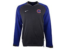 Men's Chicago Cubs Authentic Collection Thermal Crew Sweatshirt
