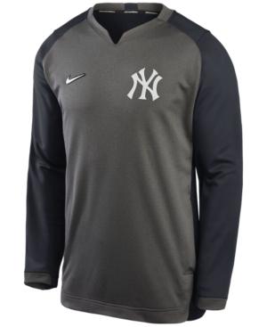 Nike New Men's York Yankees Authentic Collection Thermal Crew Sweatshirt