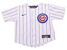 Chicago Cubs Toddler Official Blank Jersey