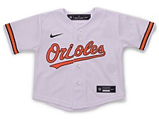 Baltimore Orioles Toddler Official Blank Jersey