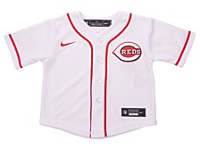 Cincinnati Reds  Infant Official Blank Jersey