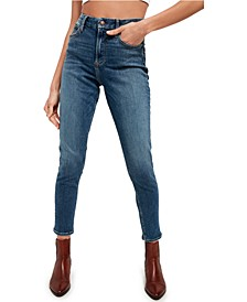 Montana High-Rise Skinny Jeans