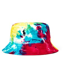 Men's Tie-Dye Chino Bucket Hat