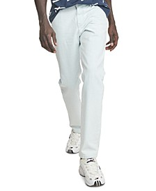 Men's Slim Straight Stretch Jeans