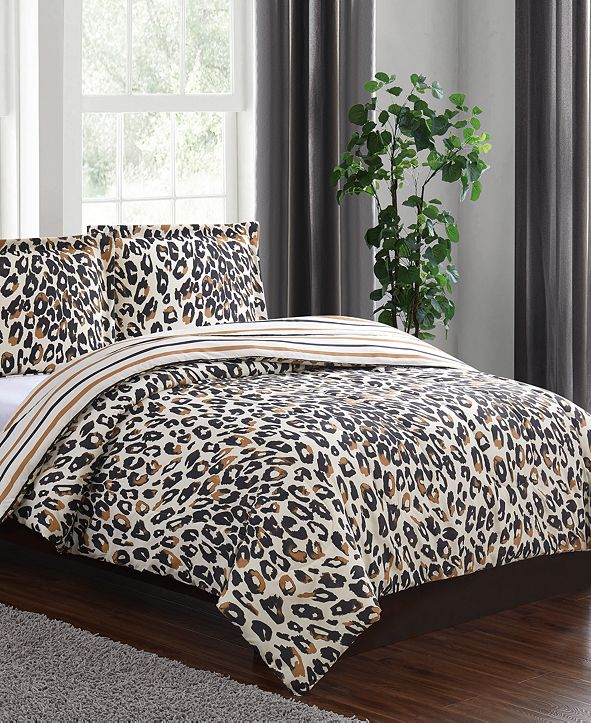 Pem America Leah 2-Pc. Twin Comforter Set, Created for Macy's