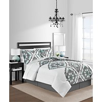 Deals on 8-Piece Comforter Set