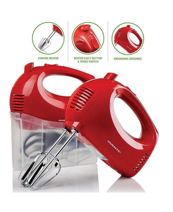 OVENTE Electric Hand Mixer