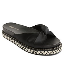 Essina Knotted Footbed Sandals