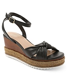 Heela Flatform Wedge Sandals