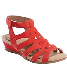 Women's Pisa Chatham Low Wedge Sandal