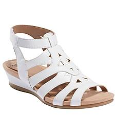 Women's Pisa Chatham Low Wedge Sandal