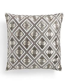 "Bedford Geo 20"" x 20"" Decorative Pillow"