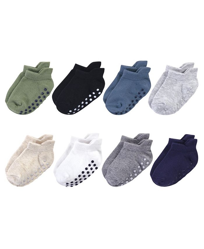 Touched by Nature - Toddler Boys and Girls Cotton Socks Set