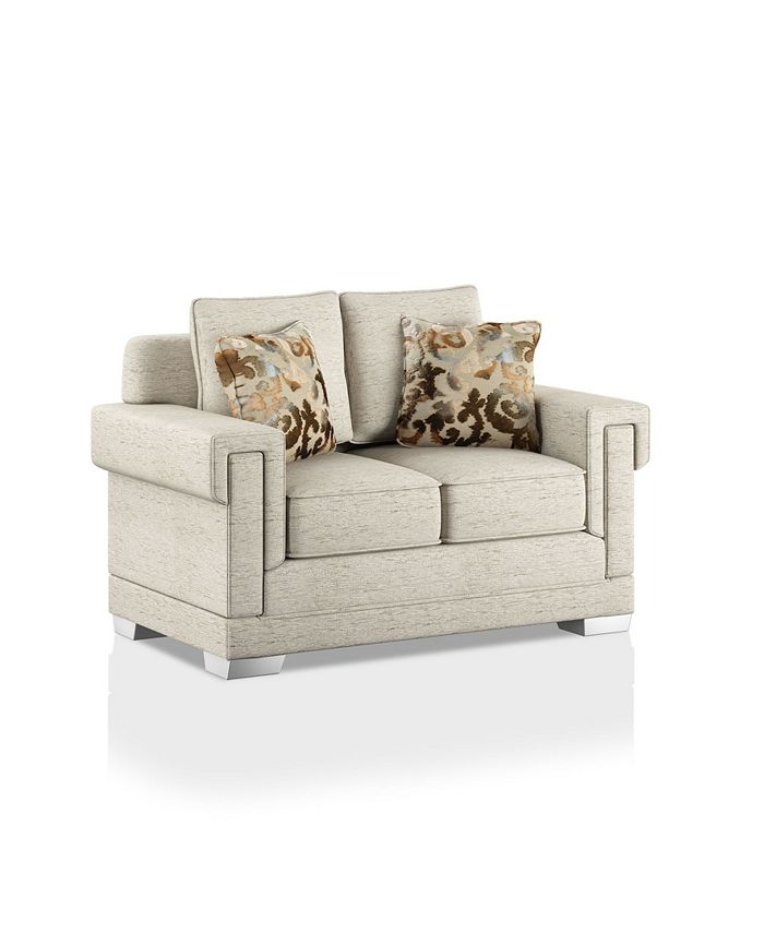 America Carmelite Upholstered Loveseat, Marshfield Furniture Reviews