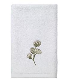 Ombre Leaves Fingertip Towel