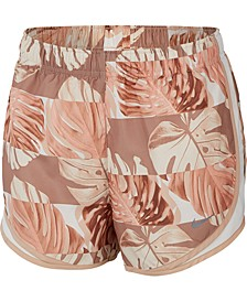 Women's Tempo Dri-FIT Printed Running Shorts