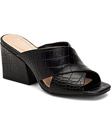 Women's Step 'N Flex Wellenna Cross-Band Sandals, Created for Macy's