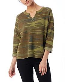 Champ Remix Printed Eco-Fleece Women's Sweatshirt