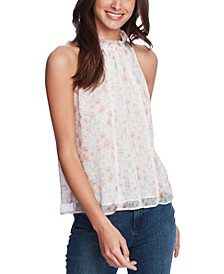 Woodland Gardens Printed Top