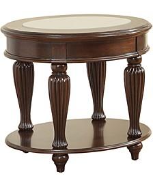 Artemis Round End Table