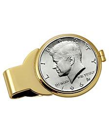 JFK 1964 First Year of Issue Half Dollar Coin Money Clip