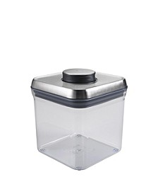 Pop SteeL 2.4-Qt Big Square Container