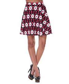 Women's Triangles Heidi Skirt