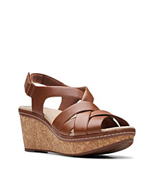 Clarks Collection Women's Annadel Rayna Sandals