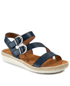 Kalin Jute Trimmed Sandal Women's Shoes