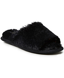 Women's Cindy Furry Slide Slipper