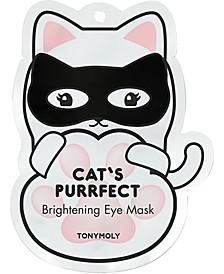 Cat's Purrfect Brightening Eye Mask